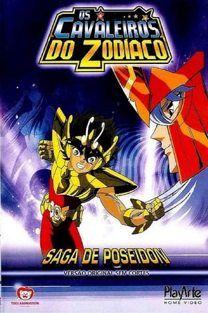 Os Cavaleiros do Zodíaco – Saga 3 – Poseidon Torrent (1988) Dublado / Dual Áudio BluRay 720p 1080p Download