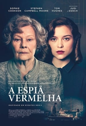 A Espiã Vermelha Torrent (BluRay) 720p e 1080p Dual Áudio – Mega – Google Drive – Download