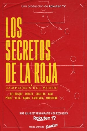 Watch Los secretos de La Roja – Campeones del mundo Full Movie