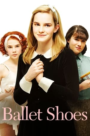 Poster Ballet Shoes (2008)
