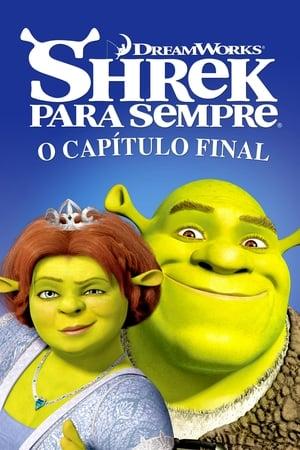 Shrek Para Sempre Torrent, Download, movie, filme, poster