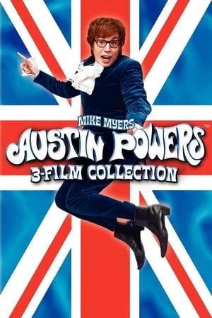 Assistir Austin Powers Coleção Online Grátis HD Legendado e Dublado