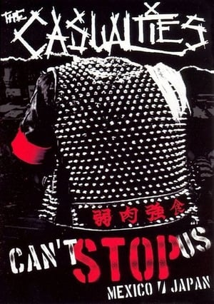 Image The Casualties: Can't Stop Us