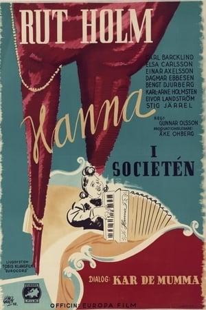 Hanna in High Society – Hanna în lumea bună (1940)