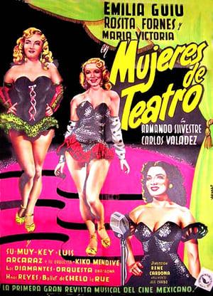 Mujeres de teatro