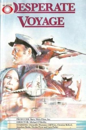 Desperate Voyage-Jonathan Banks