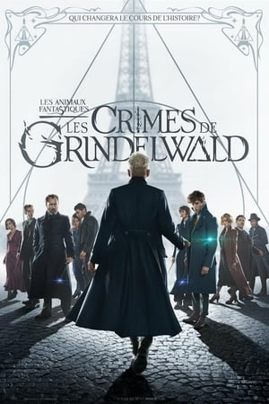 Fantastic Beasts: The Crimes of Grindelwald film posters