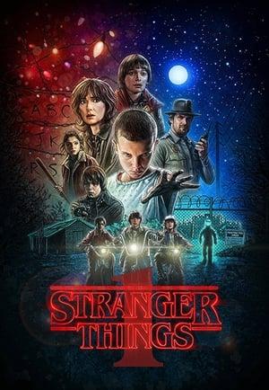 Stranger Things 1ª Temporada (Completa) (2016) WebRip 1080p Dual – Download Torrent