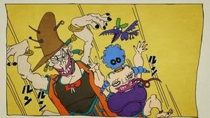 JoJo's Bizarre Adventure Season 2 :Episode 27  Khnum's Oingo and Tohth's Boingo
