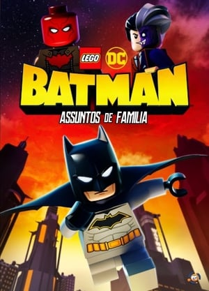 Lego DC Batman: Assuntos de Família Torrent (BluRay) 720p e 1080p Dual Áudio – Mega – Google Drive – Download