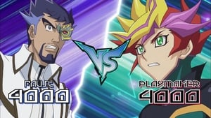 Yu-Gi-Oh! VRAINS Season 1 :Episode 28  Final Commander of the Three Knights