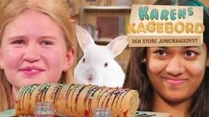 Karens Kagebord Det Så Du Ikke I Juniorbagedysten