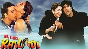 Hindi movie from 1997: Mr. & Mrs. Khiladi