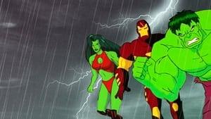 poster The Incredible Hulk