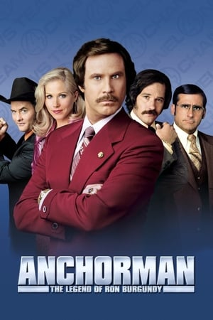 Anchorman: The Legend of Ron Burgundy-Will Ferrell