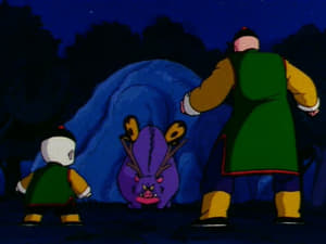Dragon Ball Season 1 :Episode 82  The Ferocious Beast, Inoshi Kacho