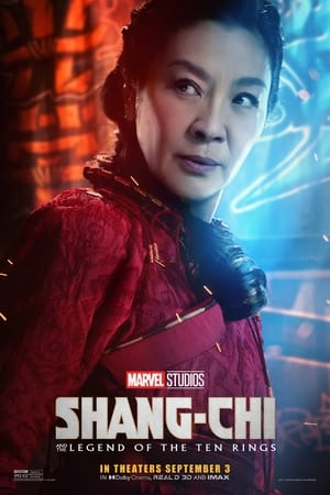 poster Shang-Chi and the Legend of the Ten Rings