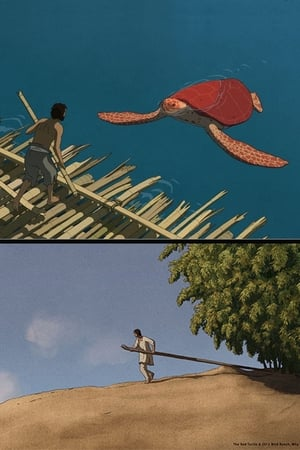 Capa do filme The Red Turtle