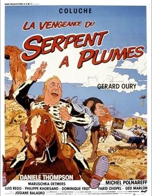 Capa do filme La Vengeance du Serpent à Plumes