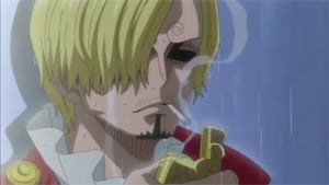 Moist Cigarette - The Night Before Sanji's Wedding