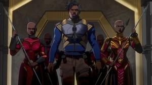 What If...? Season 1 :Episode 6  What If… Killmonger Rescued Tony Stark?