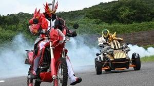 Kamen Rider Season 31 :Episode 5  My Friend, The Lightning Swordsman
