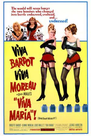Ver ¡Viva María! (1965) Online