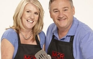 My Kitchen Rules Season 2 :Episode 4  Donna and Reade (SA)