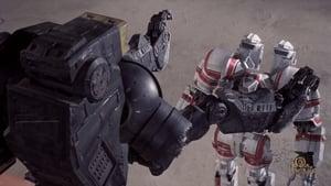 cattura di Robot Jox