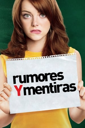 Easy A film posters