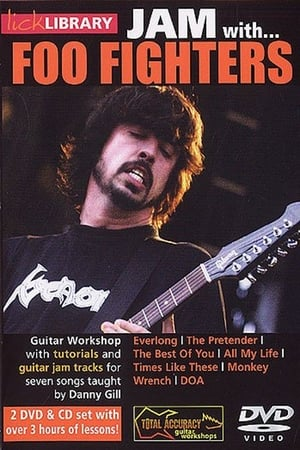 Lick Library Jam With Foo Fighters