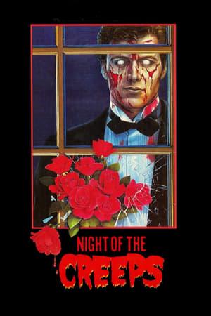 Poster Night of the Creeps (1986)