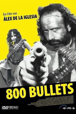 800 Bullets Film