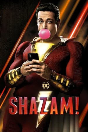 Shazam! Torrent, Download, movie, filme, poster