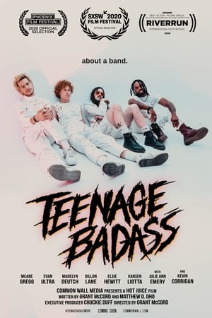 Image Teenage Badass