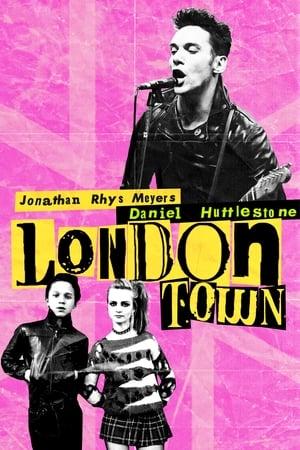 Poster London Town (2017)