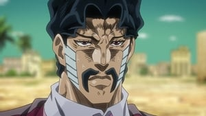 JoJo's Bizarre Adventure Season 2 :Episode 35  D'Arby the Gambler, Part 2
