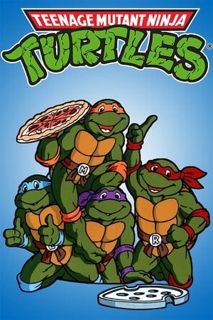 Las Tortugas Ninja Adolescentes Mutantes