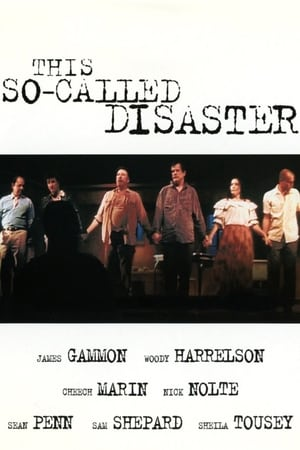 """This So-Called Disaster: Sam Shepard Directs """"The Late Henry Moss"""""""