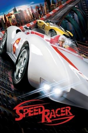 Poster Speed Racer (2008)