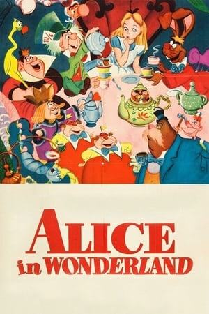 Poster Alice in Wonderland (1951)