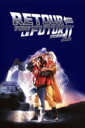 poster Back to the Future Part II