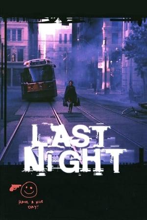 Last Night-Sandra Oh