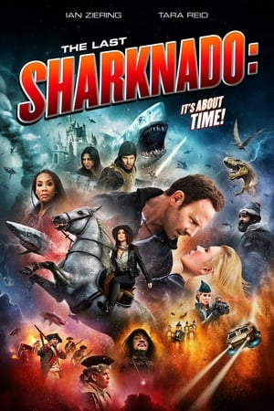 Image Sharknado 6:  The Last Sharknado:  It's About Time