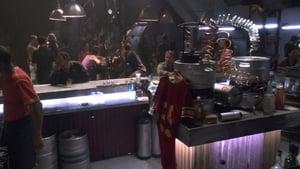 BattleStar Galactica: La fuite