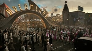Graphic background for Dumbo