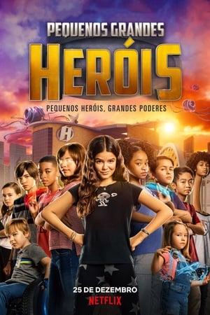 Pequenos Grandes Heróis - Poster