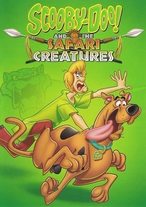 Poster Scooby Doo! and the Safari Creatures (2012)