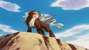 Pokémon Season 5 :Episode 50  Entei at Your Own Risk