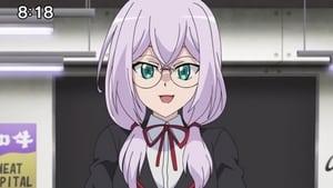 Cardfight!! Vanguard Gaiden: If 1. Sezon 8. Bölüm (Anime) izle